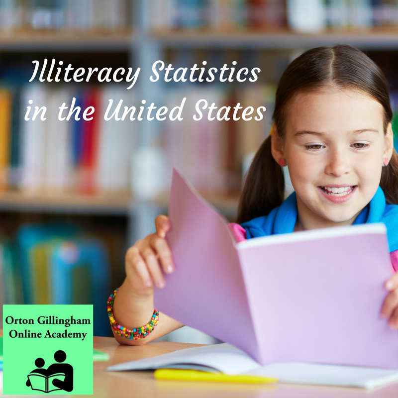 Illiteracy Statistics in the United States