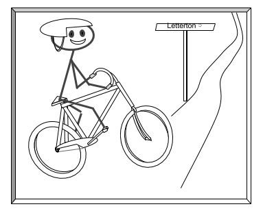 Bike Venturing Further Afield