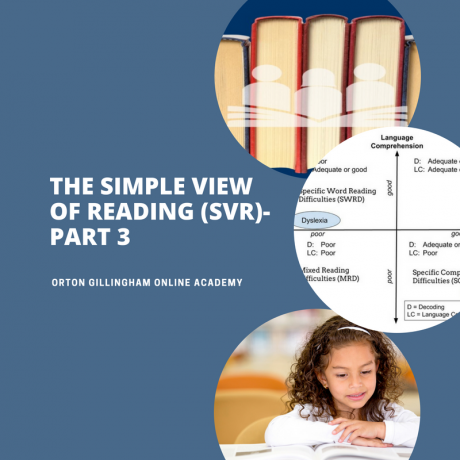 The Simple View of Reading (SVR)-Part 3