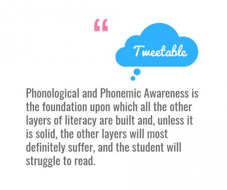 The Big Five: Phonological and Phonemic Awareness – Part 1
