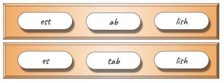 The Big Five: Phonics-Teaching Syllabication | Orton